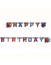 Big Hero 6 Happy Birthday Banner