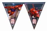 Big Hero 6 Flag Banner