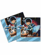 Miles from Tomorrow Luncheon Napkins 20pk