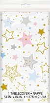 Twinkle Little Star Plastic Tablecover
