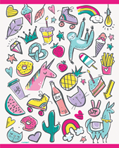 Favourite Things Party Loot Bags 8pk