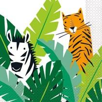 Animal Safari Luncheon Napkins 16pk