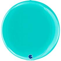 "Grabo Tiffany Globe 15"" Foil Balloon"