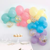 Pastel Balloon Arch Kit 40pce
