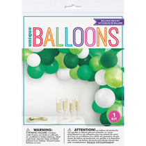 Green Balloon Arch Kit (40pcs)