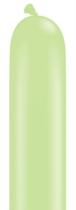 Qualatex 260Q Neon Green Latex Modelling Balloons 100pk