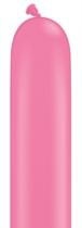Qualatex 260Q Neon Pink Latex Modelling Balloons 100pk