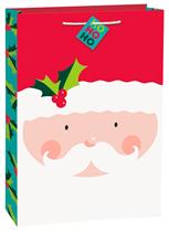 Christmas Santa Jumbo Gift Bag
