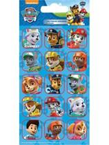 Paw Patrol Character Foil Sticker Sheet 5pk
