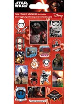 Star Wars Foil Sticker Sheets 5pk