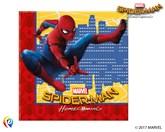 Marvel Spiderman Homecoming Paper Napkins 20pk