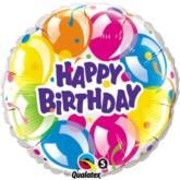 "18"" Happy Birthday Foil Balloon"