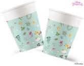Disney True Princess Deluxe Paper Cups 8pk