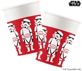 Star Wars Deluxe 200ml Paper Cups 8pk
