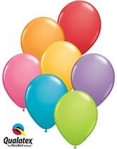 "11"" Festive Assorted Latex Balloons 100pk"