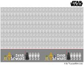 Star Wars Deluxe Plastic Tablecover