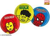 Marvel Comics Deluxe Paper Plates 8pk