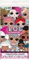 LOL Surprise Dolls Plastic Tablecover