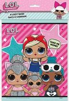 LOL Surprise Dolls Party Bags 8pk