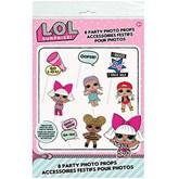 LOL Surprise Dolls Photo Props 8pk