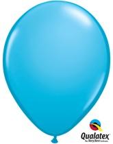 "Qualatex Fashion 11"" Robin's Egg Blue Latex Balloons 100pk"