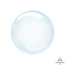"Anagram Crystal Clearz Petite 12"" Blue (Pkgd)"