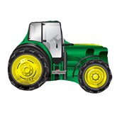 """Tractor Supershape Foil Balloon 28"""""""