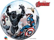 "Marvel Avengers 22"" Bubble Balloon"