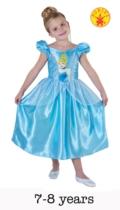 Classic Cinderella Fancy Dress Costume - Large