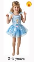Cinderella Ballerina Fancy Dress Costume Age 18-24mths
