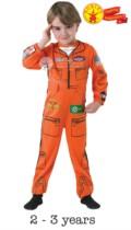 Planes Jumpsuit - Toddler