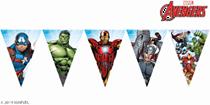 Marvel Avengers Triangle Flag Banner
