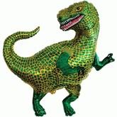 """Tyrannosaurus Rex 33"""" Foil Balloon"""