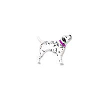 Dalmatian Dog Mini Shape Foil Balloon