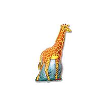"""Giraffe 14"""" Mini Shape Foil Balloon"""
