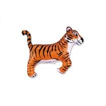 """Tiger 14"""" Mini Shape Foil Balloon"""