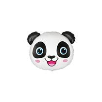 Panda Head Mini Shape Foil Balloon
