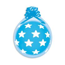 "Gemar Big Stars 18"" Latex Stuffing Balloons 25pk"