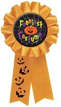 Halloween Funniest Costume Award Ribbon