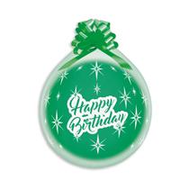 "Gemar Happy Birthday Sparkles 18"" Latex Stuffing Balloons 25pk"