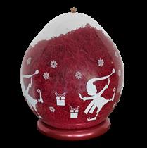 Christmas Elf 18 Inch Stuffing Latex Balloons