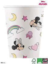 Disney Minnie Mouse Unicorn Dreams 220ml Paper Cups 8pk