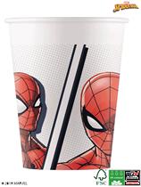 Marvel Spider-Man 200ml Paper Cups 8pk