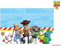 Disney Toy Story 4 Plastic Tablecover