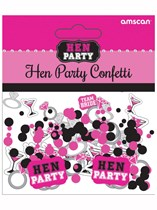Hen Party Cocktails Confetti
