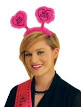 Pink Fluffy Hen Party Bopper
