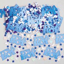 Blue It's A Boy Baby Shower Confetti 14g