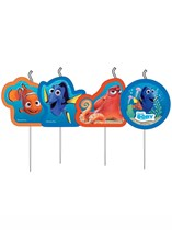 Finding Dory Pick Candles 4pk
