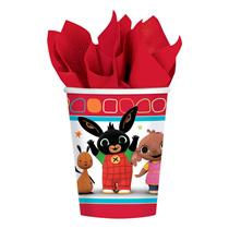 Bing Paper Cups 8pk