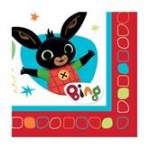 Bing Paper Napkins 16pk
